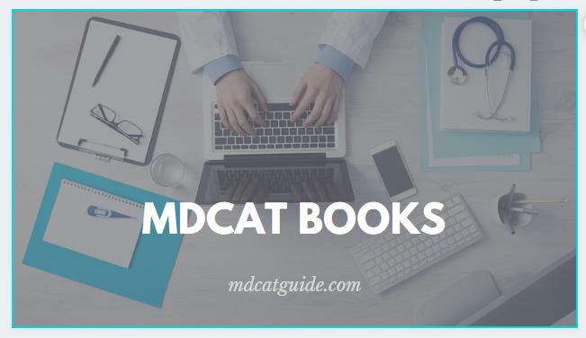 mdcat books 2020