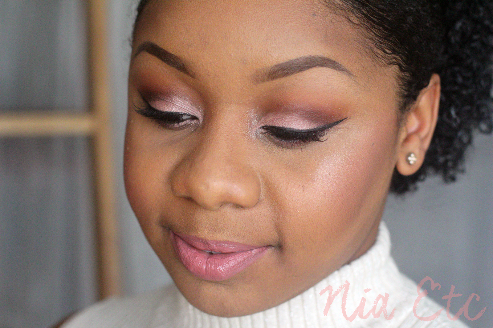 Dawn of Spring - Pink Make Up Look 2