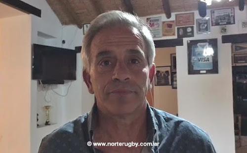 Marcelo Rodríguez, Presidente de la Unión Argentina de Rugby
