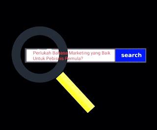 Bahasa Marketing