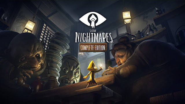 Little Nightmares: The Complete Edition: Nintendo Switch Review