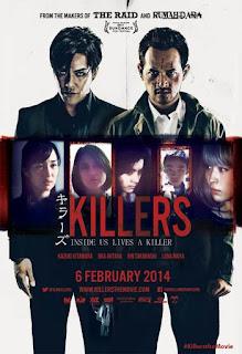 Bercerita perihal seorang cowok yang berjulukan Nomura Suhei  Download Film Killers (2014) Bluray