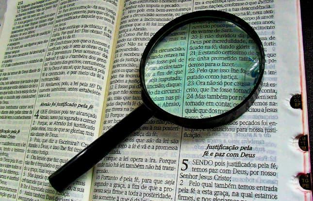 Curso de interpretação bíblia