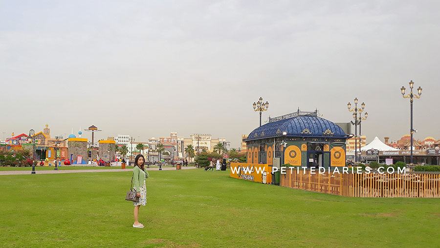 dubai travel global village