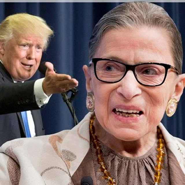 Ginsburg Death and US Election