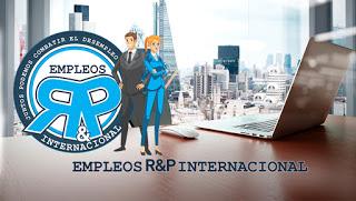 EMPLEOS RYP INTERNACIONAL