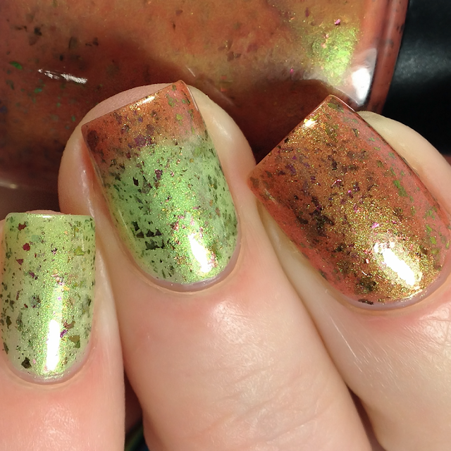 Bee's Knees Lacquer-Ghoulified