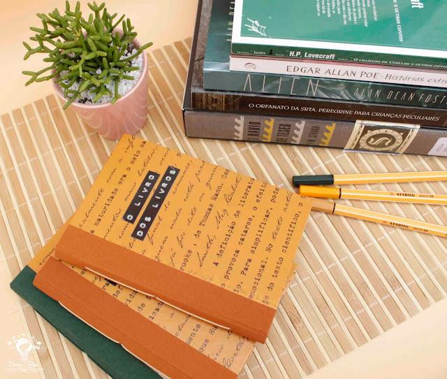 donna rita - nas sua estante - o pequeno livro dos livros