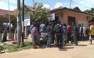 Lahan Kampung Tua Di Batam Kembali Diambil Perusahaan