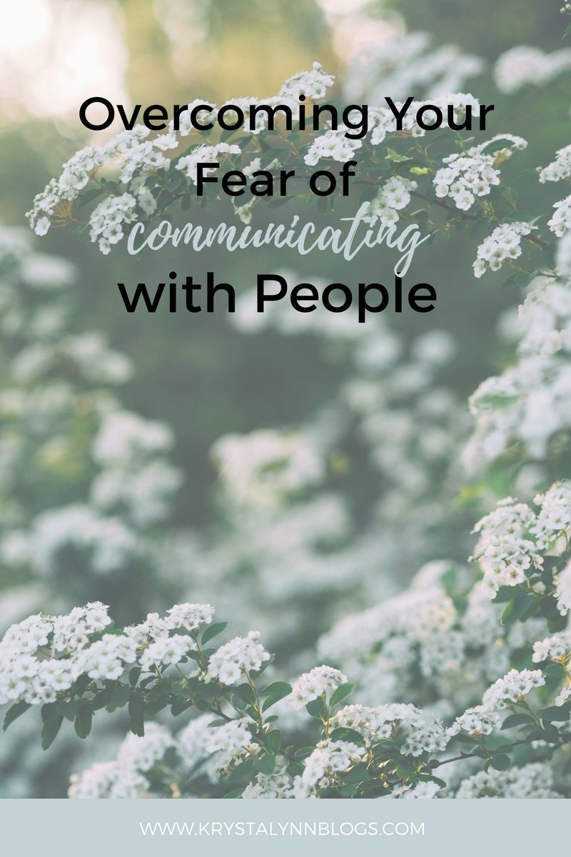 If you suffer from social anxiety it can be hard to overcome your fear of communicating with people. With a little practice and some guidance you'll be communicating like a pro in no time!