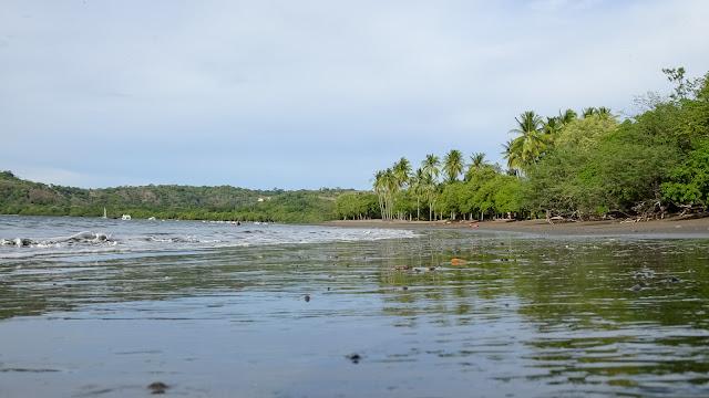 Playa Hermosa during covid
