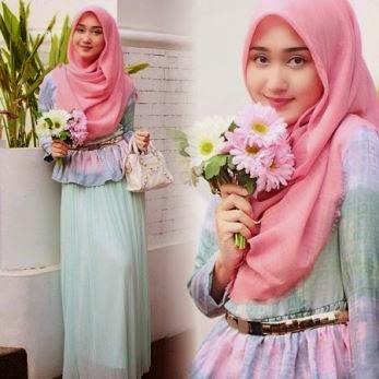 Baju Muslimah cantik dan elegan Terbaru