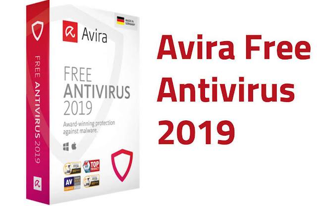 Free Antivirus Avira 2019