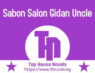 Sabon Salon Gidan Uncle