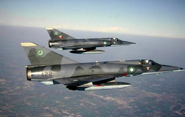 Pakistan, Pakistani Air Force