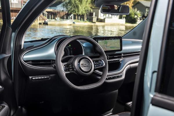 Novo Fiat 500 2021 ganha integração com Alexa da Amazon