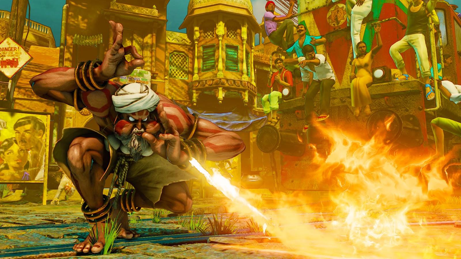 Street Fighter V Arcade Edition v4.070 PC ESPAÑOL 7
