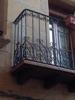 balcones, Beceite, Beseit 10