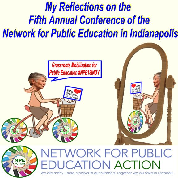 Network For Public Education Conference >> Big Education Ape My Reflections On The Fifth Annual Conference Of