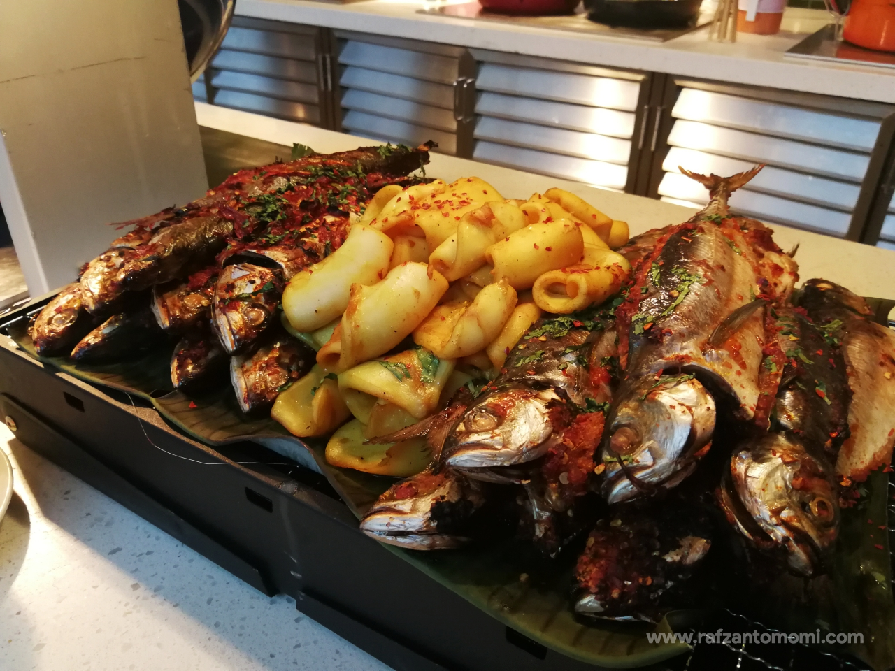 Buffet Ramadan 2019 - Nook Aloft Kuala Lumpur Sentral