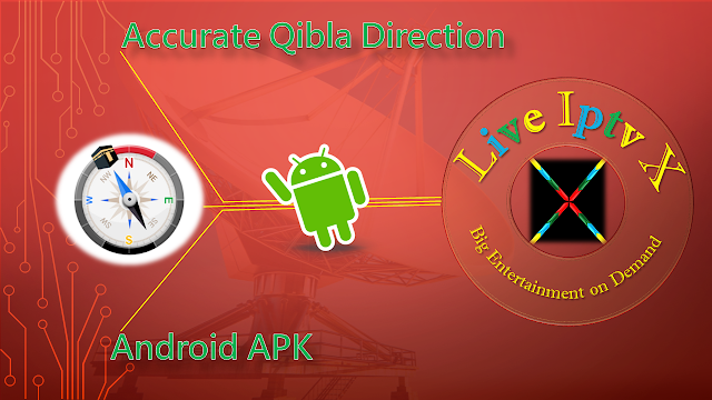 Accurate Qibla Direction APK