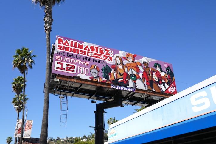 Ballmastrz 9009 season 2 billboard