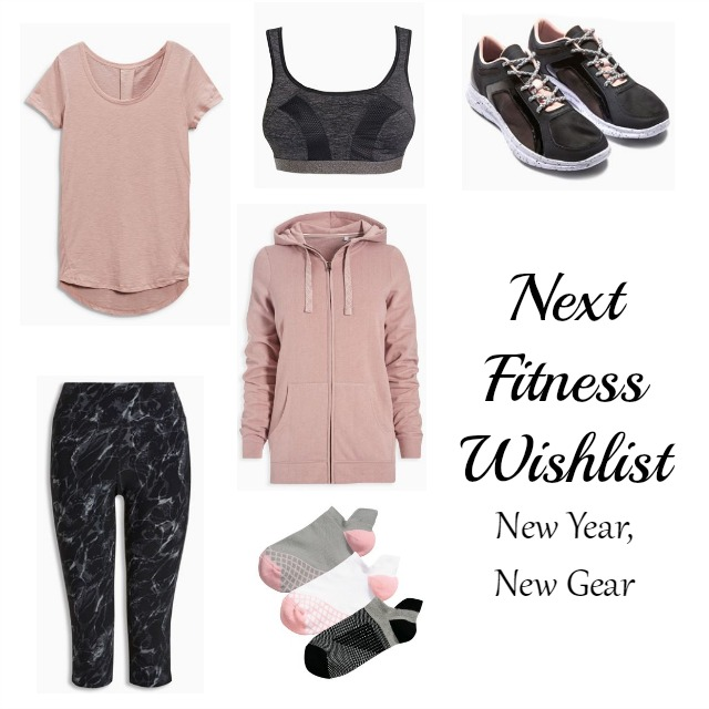 Next Fitness Wishlist