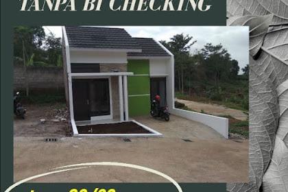 PROMO AWAL TAHUN!! Rumah siap huni tanpa BI Checking di pinggiran kota Bandung