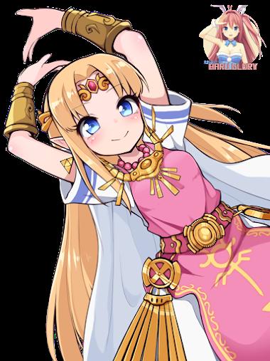 Princesa Zelda 64