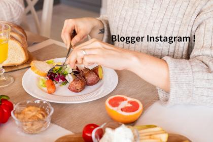 8 Cara Jadi Blogger Di Instagram