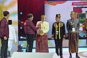Luar Biasa.....Kabupaten Wajo Terima Penghargaan Kabupaten Layak Pemuda 2019