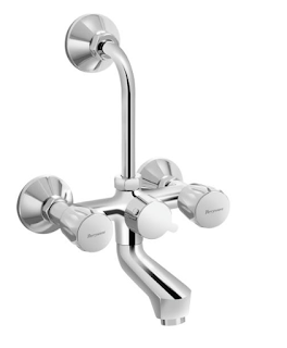 Coral Pro, the latest addition to Parryware faucet collection