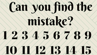 Can you find the mistake?
