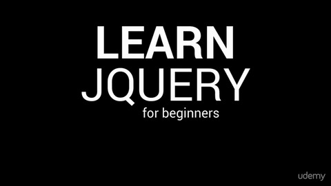 jQuery Fundamentals Powerful Bootcamp for beginners