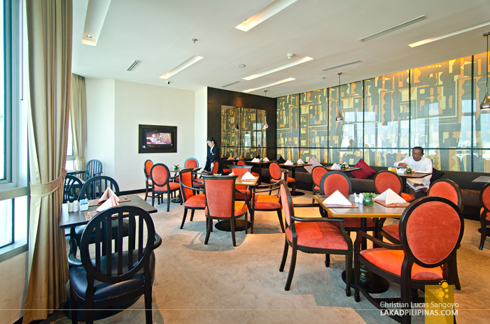 Windsor Suites Bangkok Sukhumvit Executive Lounge