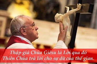 Sốc! Sứ Điệp Ứng Nghiệm Lần Thứ 4: Đức Giáo Hoàng Phanxicô không hề hôn chân Chúa