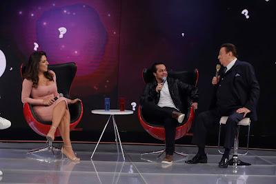 Andressa, Thammy e Raul (Foto: Rodrigo Belentani)