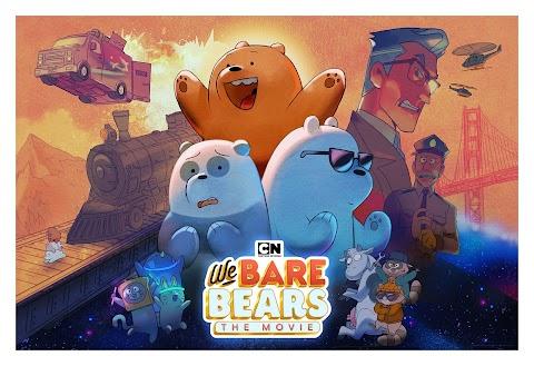 'We Bare Bears: The Movie' bersiaran serentak di saluran WarnerMedia, app HBO GO dan Cartoon Network Watch & Play