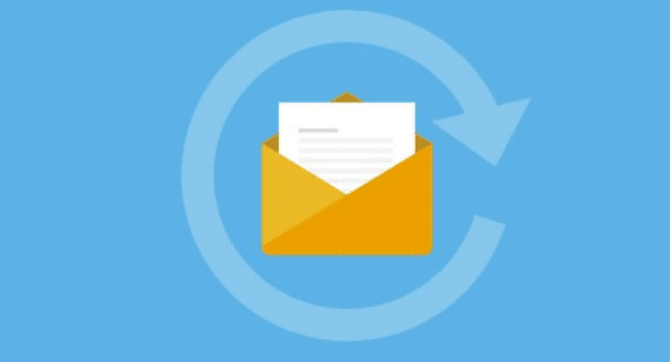 List Email Blogger