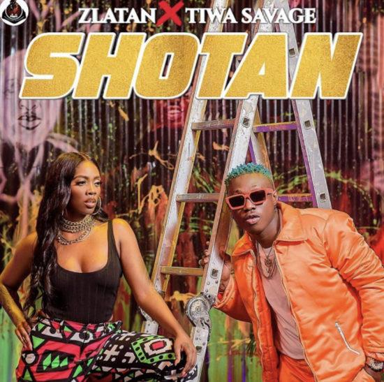 Download Mp3 Zlatan- shotan ft Tiwa Savage