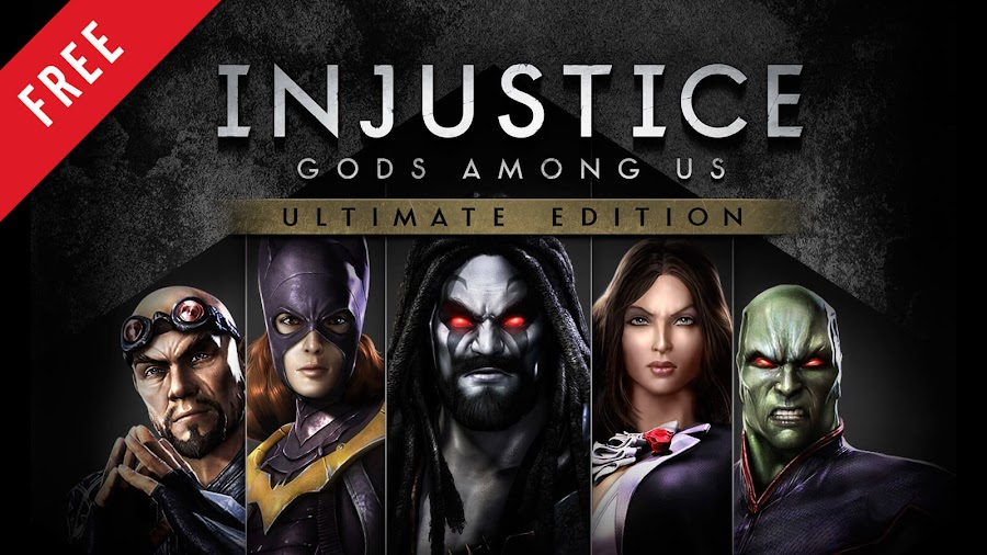 injustice gods among us ultimate edition free pc ps4 xbox 360 xb1 2.5D fighting game netherrealm studios warner bros interactive entertainment
