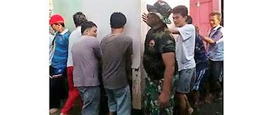 ''Di Lokasi TMMD, TNI dan Rakyat Semakin Erat''