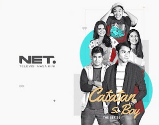 Nama dan Biodata Pemain Catatan Si Boy The Series Net TV Terlengkap