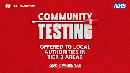 Community testing in Tier 3 areas