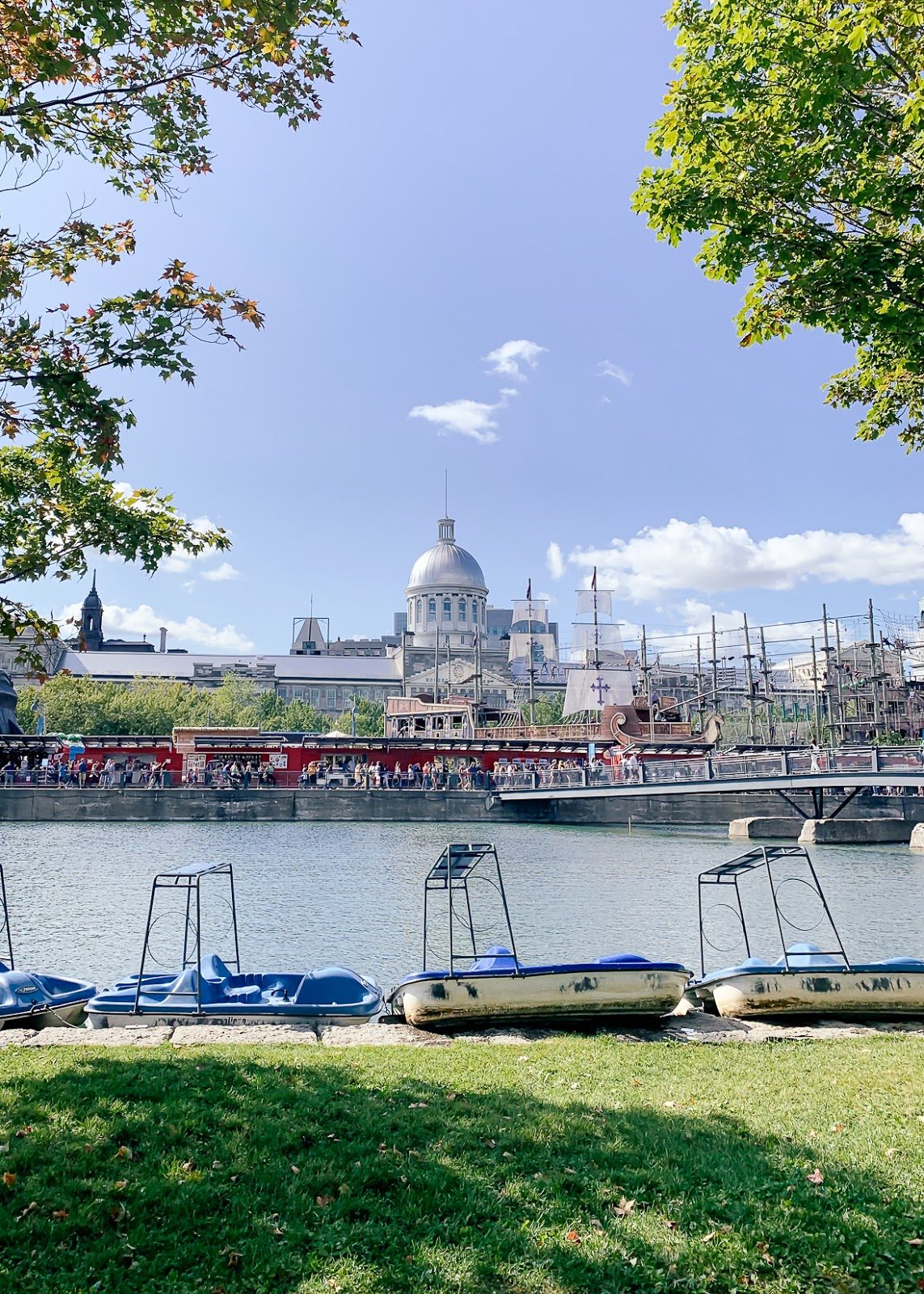 Old Port Montreal: Things To Do in Montreal, Quebec, Canada