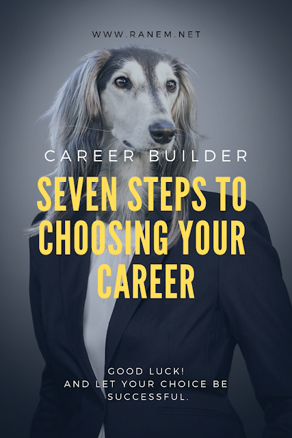 Career Builder: Seven Steps To Choosing Your Career