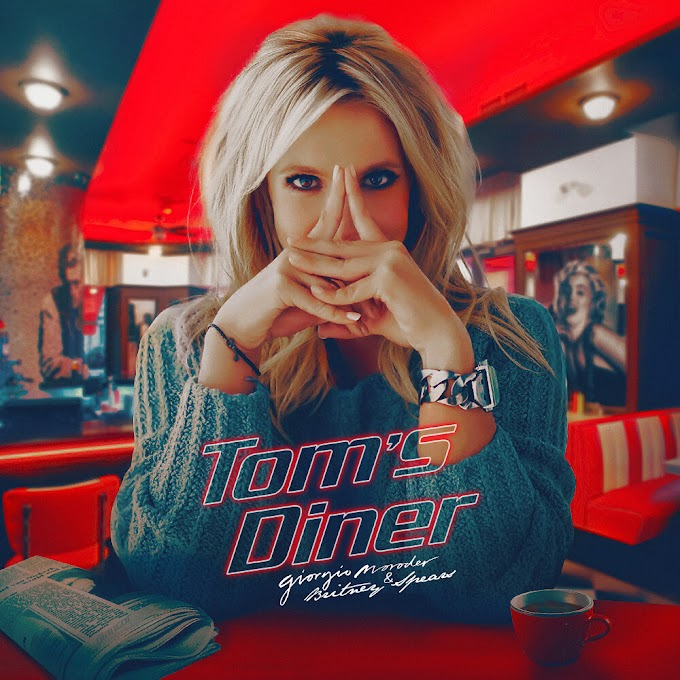 Giorgio Moroder Feat. Britney Spears - Tom's Diner (Exclusive Remix)