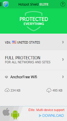 Hotspot Shield VPN Elite 2