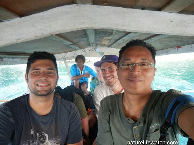 water taxi in Manokwari