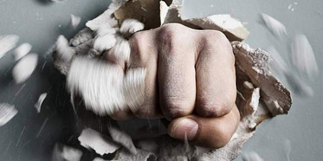 Meluapkan amarah adalah manusiawi